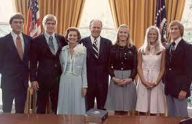 Betty Ford Family